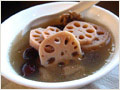 Pork Ribs and Lotus Root Soup