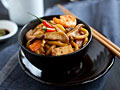 Malaysian-style Fried Udon