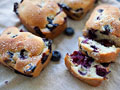 Mini Blueberry Cake