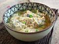 Pork Dumpling Soup