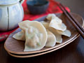 Pork, Shrimp and Napa Cabbage Dumplings
