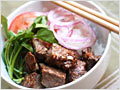 Vietnamese Shaking Beef (Bo Luc Lac)