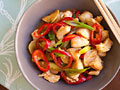 Spicy Chicken Stir-fry