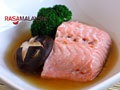 Steamed Norwegian Salmon