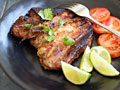Thai BBQ Pork Chops