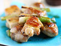 Japanese Grilled Skewered Chicken