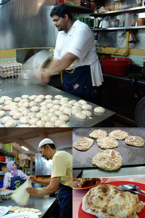 Roti Paratha Frozen or Roti Paratha Recipe