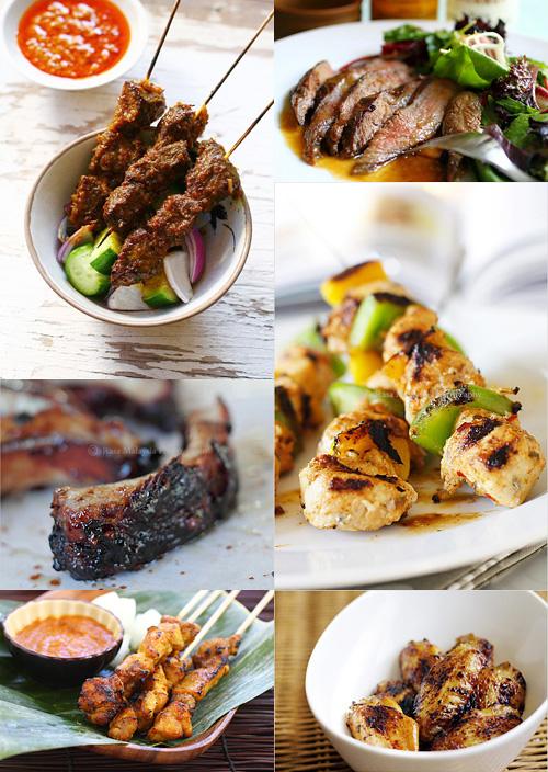 Summer Bbq Recipes Bbq Grilling Recipes Rasa Malaysia