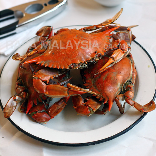 Baked Crab