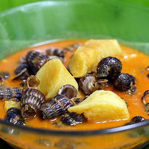 Balitong Curry (Gulai Balitong)