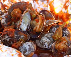 Malaysian-style BBQ Seafood
