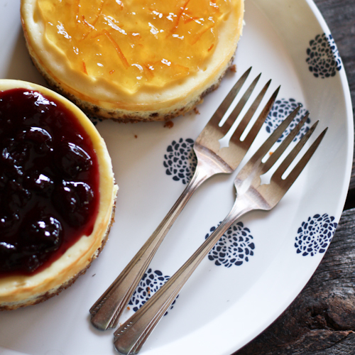 What's great about cheesecake is you can top it with pretty much anything, fresh fruit, caramel, chocolate shavings, or my favorite, jam. | rasamalaysia.com
