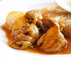 Malaysian Curry Chicken (Kari Ayam)
