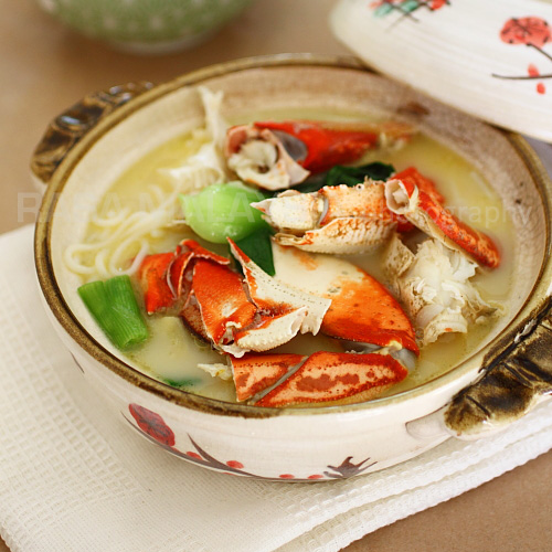 Crab Bee Hoon | Crab Bee Hoon Recipe