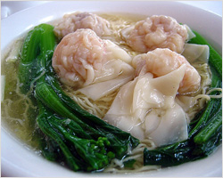 Eating Hong Kong: Wonton Noodle Soup & Dim Sum
