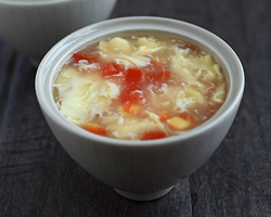 Egg Drop Soup Recipe