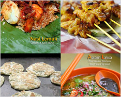 Five Things to Eat in Malaysia