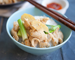Ginger and Scallion Chicken Recipe
