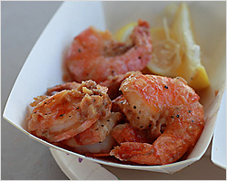 Giovanni's Original White Shrimp, O'ahu