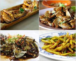 Glorious Malaysian Seafood
