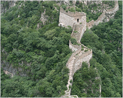 The Great Wall of China (Jiankou Great Wall / 箭扣长城)