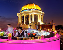 Tower Club at lebua, Bangkok
