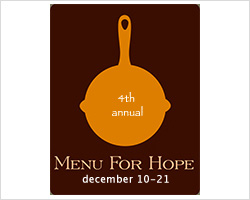 Menu for Hope 4: Last Call to WIN Fabulous Prizes!