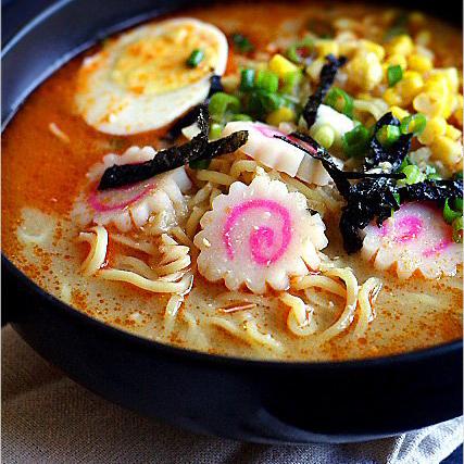 Miso Ramen Recipe