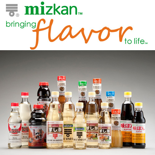 Mizkan: My All-Purpose Asian Condiments
