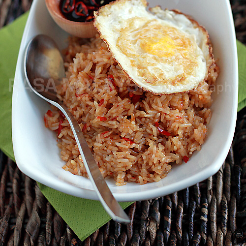 Nasi Goreng Recipe (Indonesian Fried Rice)