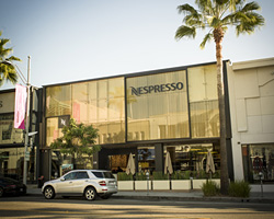 Nespresso Beverly Hills Flagship Boutique