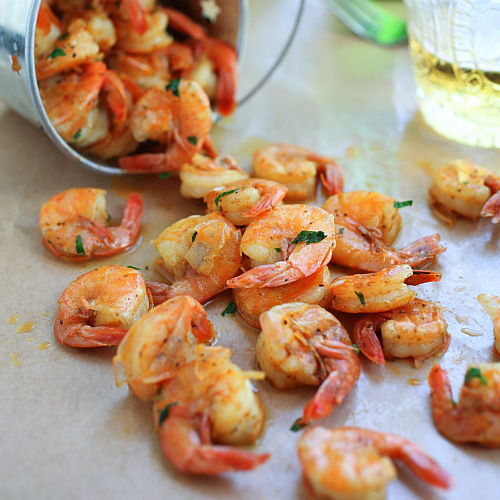 Peel and Eat Shrimp