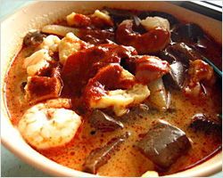 Penang Hawker Food: Curry Mee