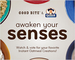 Awaken Your Senses with Good Bite and Quaker