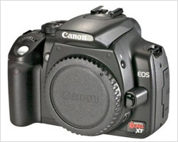 Shopping Alert: Canon Digital Rebel XT Camera