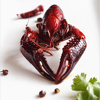 Sichuan Crawfish/Crayfish/Crawdad Recipe (麻辣小龙虾)