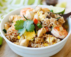 Tom Yum Fried Rice