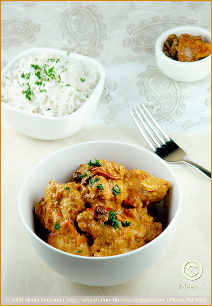 Chicken recipes east indian
