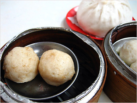 Fish Ball Dim Sum