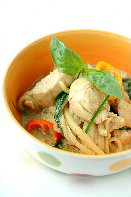 Thai Recipe: Green Curry