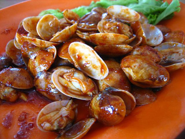 Kam Heong Clams, Bukit Tambun