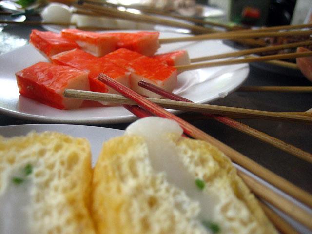 Artificial Crab Meat/ Lok Lok