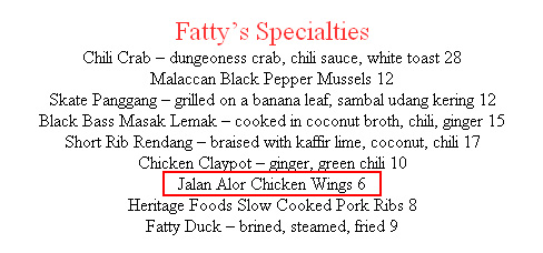 BBQ Chicken Wings Recipe (Jalan Alor Chicken Wings) Recipes ...