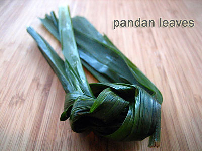 Pandan Leaves / Screwpine Leaves