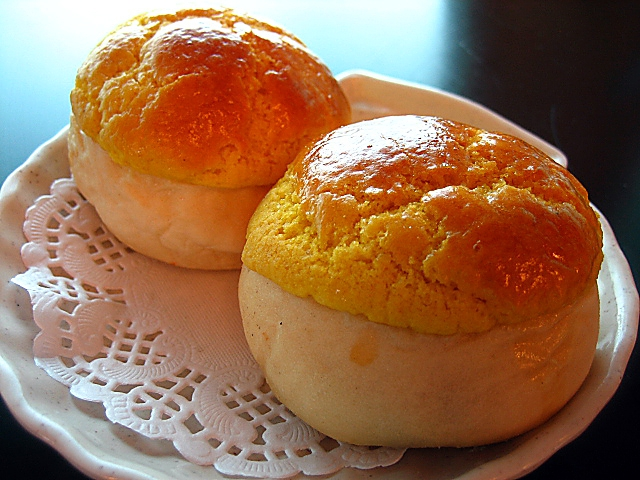 Pineapple Buns / 菠蘿包