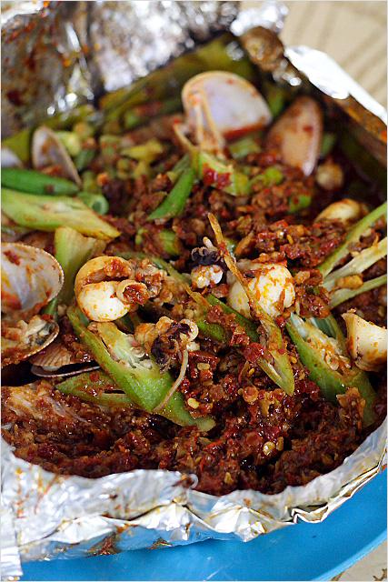 Portuguese Baked Fish and Seafood, Petaling Street, Kuala Lumpur