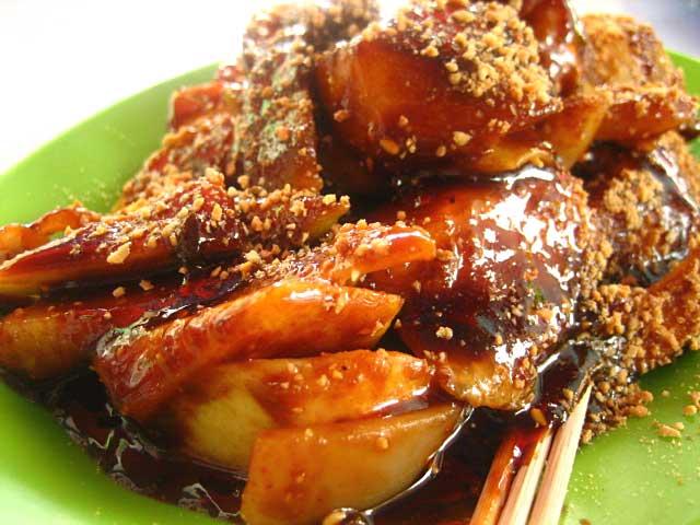 Homemade Penang Rojak Recipe | Easy Delicious Recipes