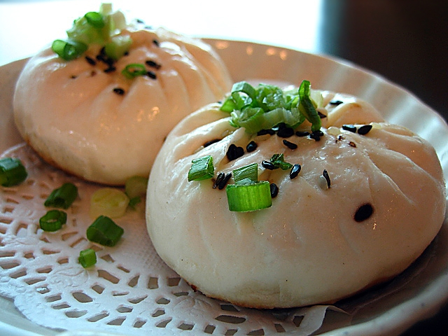 Pan-fried Shanghainese Bun / 上海菜肉包