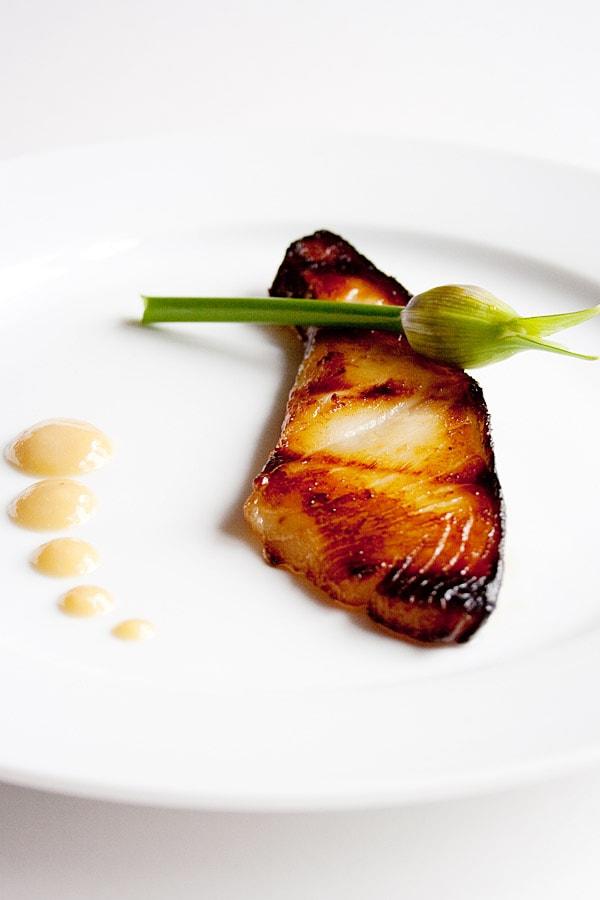 and tender black cod fish marinated with Japanese miso. This miso cod ...