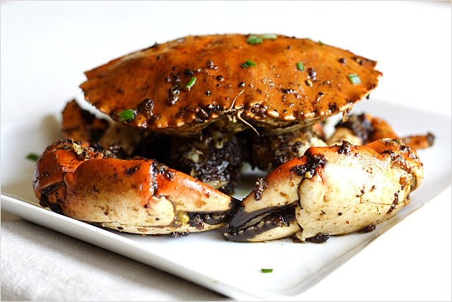 Black Pepper Crab Rasa Malaysia